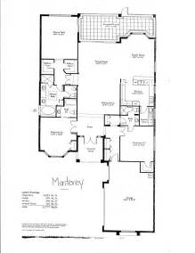 one story luxury house floor plans best one story house