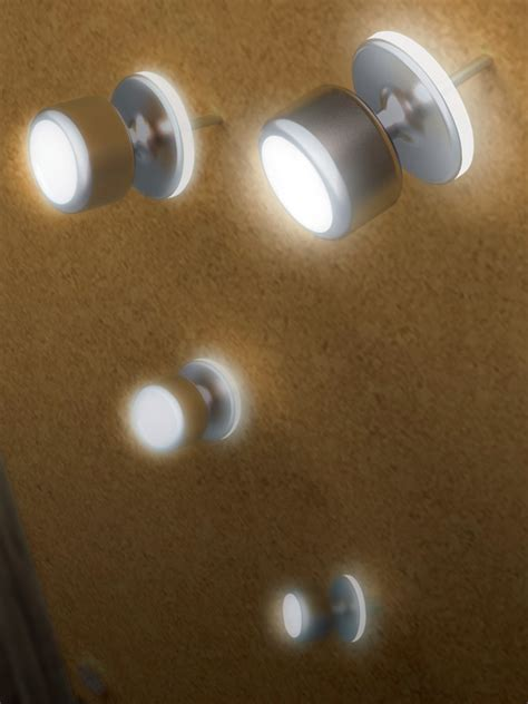Illuminating Memory Pins Yanko Design Light Up Pins