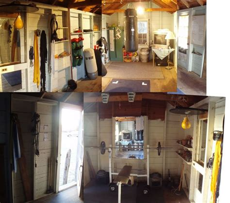 garage and shed i want to doing converted garage ideas with the full milled cedar log garage 7 best shed conversion ideas gym images on pinterest