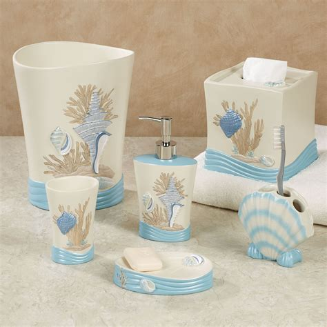 Coastal Bathroom Accessories Walk Coastal Bath Accessories