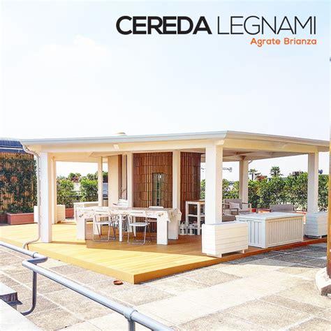 veranda di legno veranda in legno di design cereda legnami agrate brianza