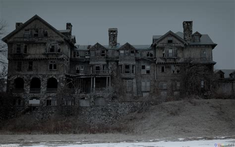 abandoned place quotes about haunted places quotesgram