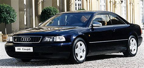Audi A8 Coupe For Sale by Audi A8 Coupe Concept 1997 Audi Contracted Ivm