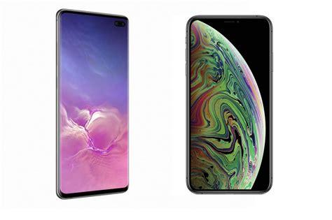 samsung galaxy    apple iphone xs max    ultimate flagship phone news