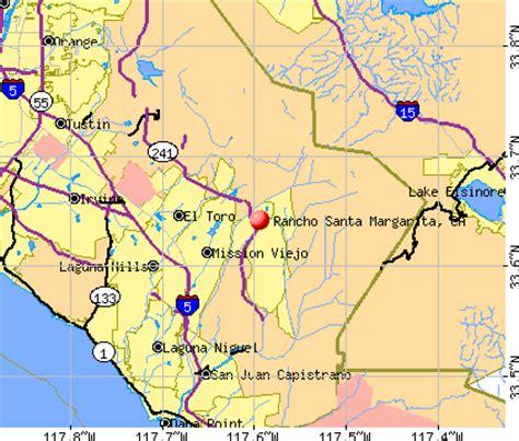 rancho santa margarita, california (ca 92678) profile