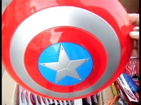 Mainan Perisai Tameng Merah Captain Amerika Pedang mainan perisai tameng kapten amerika termurah