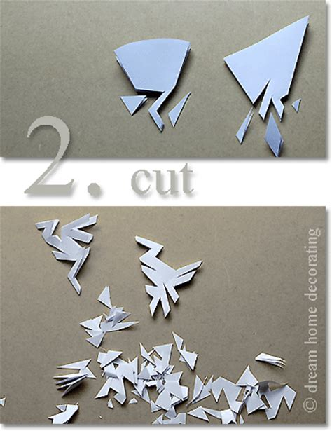 Easy Way To Make Paper Snowflakes - easy paper snowflake