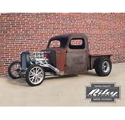 Bobber Hot Rod Truck Framerat No Fenders1935 46 Chevrolet