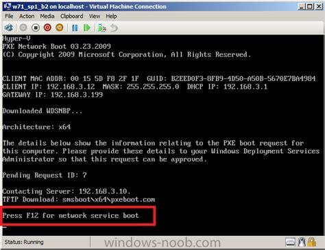 using sccm 2012 beta2 in a lab part 8 deploying windows