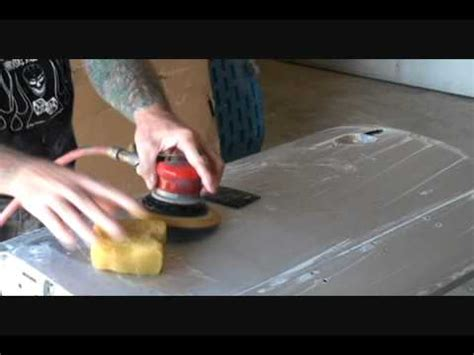 color sand and buff how to color sand and buff custom car painting part 3