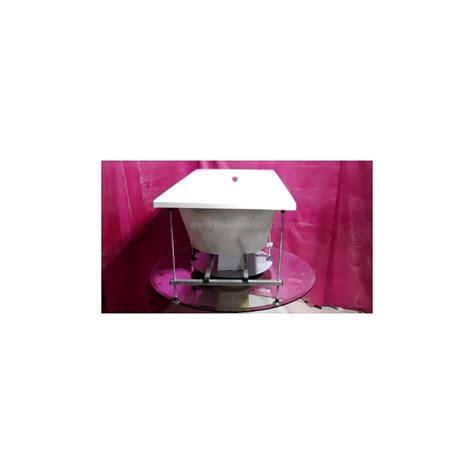 vasca da bagno 120 x 70 vasca da bagno con telaio rinforzato e seduta 120x70 cm in