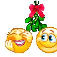 animated holiday emoticons mistletoe gifs search find make gfycat gifs