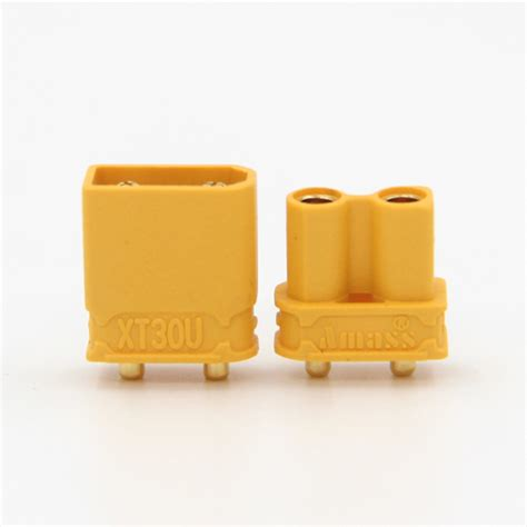 Amass Xt30 Connector amass xt30 upb 2mm bullet connectors plugs for rc battery alex nld