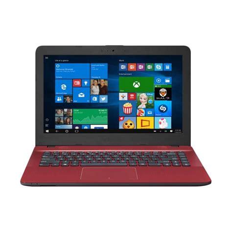 Laptop Asus Dengan Amd A6 jual asus x441ba ga603t notebook amd a6 9220 4gb 1tb hdd 14 inch win10 harga