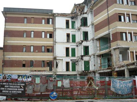 casa dello studente roma crollo casa dello studente l aquila cassazione l 11 maggio
