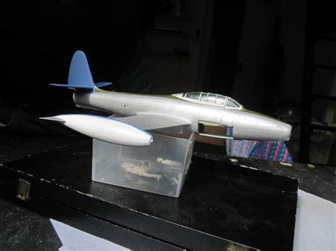 Streifen Lackieren Abkleben by F 84 G Thunderjet In 1 48 Revell