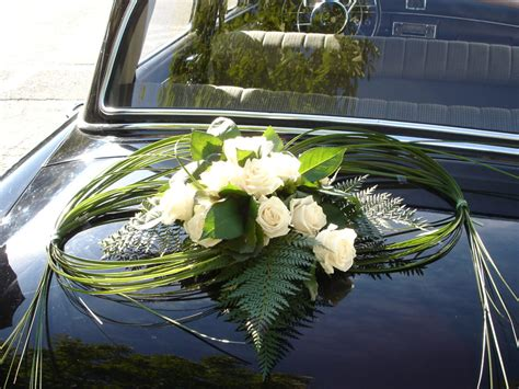 hochzeitsschmuck auto blumen hochzeit floristik g 228 rtnerei geschenksartikel s 252 dtirol