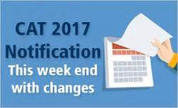 Cat Mba 2017 Date by Cat 2017 Notification By This Week End At Iimcat Ac In