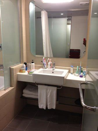 nine tree hotel myeong dong seoul south korea hotel view of sink mirror area picture of nine tree hotel