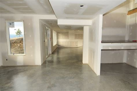 basement concrete sealer mode concrete basement concrete floors naturally look modern and amazing process with