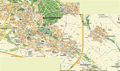 Home Design For Cheap by Map Bad Homburg Hessen Germany Maps And Directions At