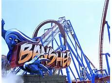El Toro Roller Coaster