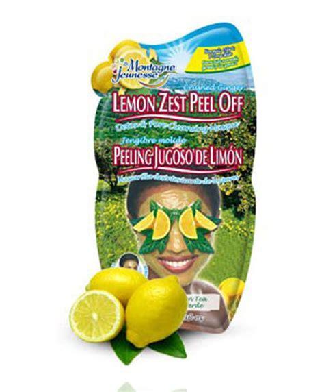 Lemon Peel Detox by Montagne Jeunesse Montagne Jeunesse Lemon Zest Peel