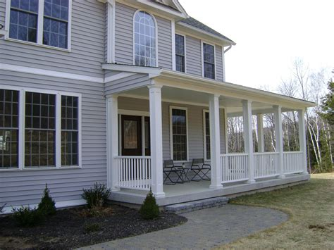 Front Porch Designs For Different Sensation Of Your Old House Patio Designs