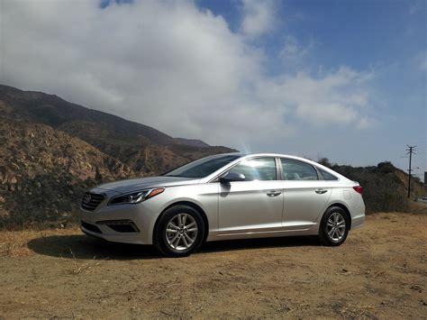 Gas Mileage Hyundai Sonata by 2015 Hyundai Sonata Eco Gas Mileage Review
