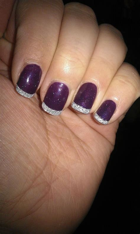 purple pattern nails shellac nails wedding stuff pinterest shellac nails