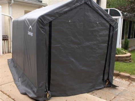 Shed Logic by Shelterlogic 6 X 10 Instant Storage Shed Canopy 70403