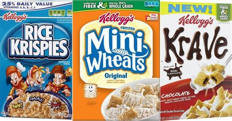 stock up kellogg s cereals cheap with new high value coupon