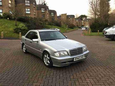 Mercedes C240 For Sale by Mercedes C240 Sport 1998 R Reg Car For Sale