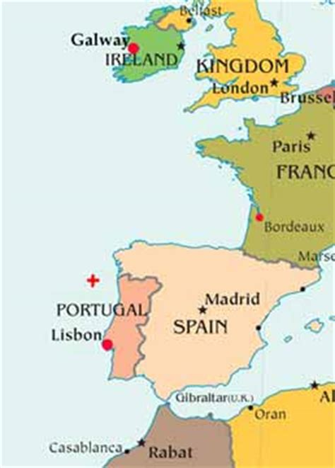 where is portugal located on the world map ten minutes to abandon ship ss washington meets u boat