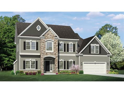 stately house plans stately colonial hwbdo77514 colonial from