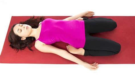 yoga reclining hero pose how to do supta virasana reclining hero pose its