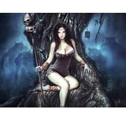 Free Desktop Wallpapers  Backgrounds Fantasy Angel