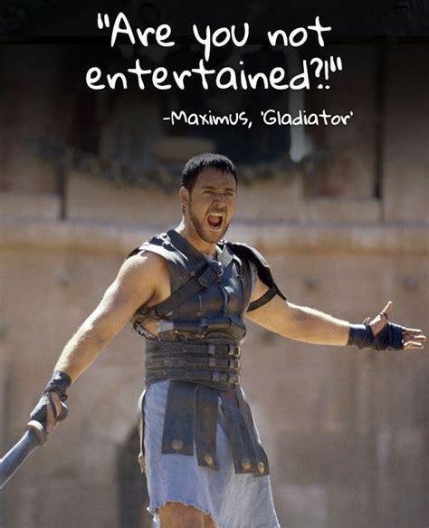 gladiator film lines russell crowe gladiator quotes www pixshark com images