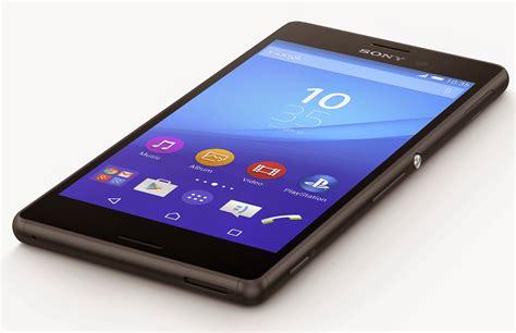 Hp Sony Xperia M4 Aqua Single Sim mwc 2015 sony xperia m4 aqua gadgets