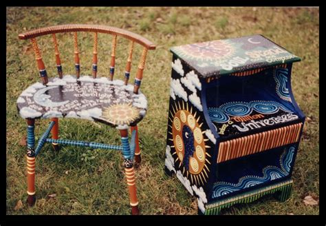 painted chairs images painted furniture ii by reincarnationspf on deviantart