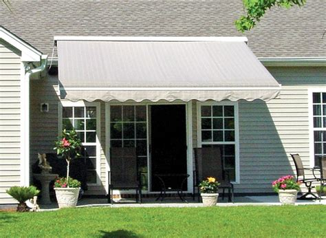 Patio Covers with Sunbrella Fabric   General Awnings