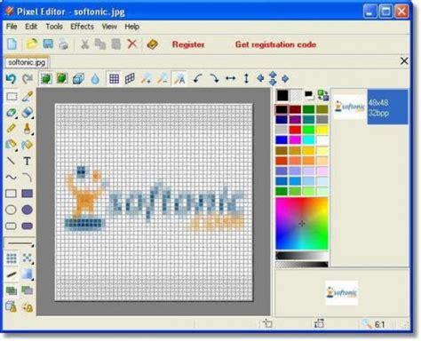 imagenes de editor web pixel editor descargar