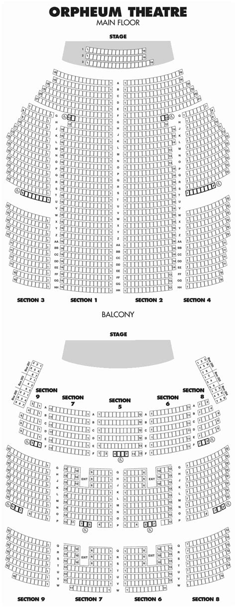 state theater mn seating chart state theater minneapolis seating chart state theatre