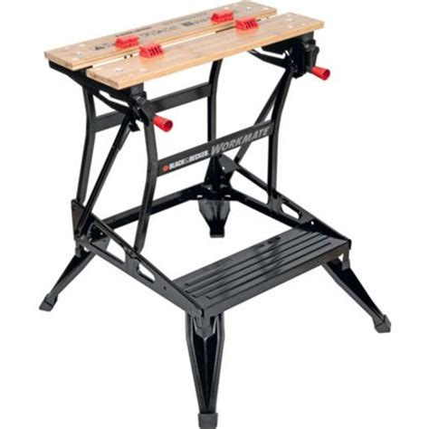 black and decker bench black decker workmate dual height workbench ebay