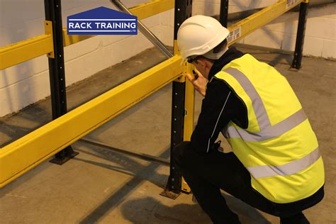 Rack Safety Inspection by Pallet Racking Inspection Courses Rack Ltd