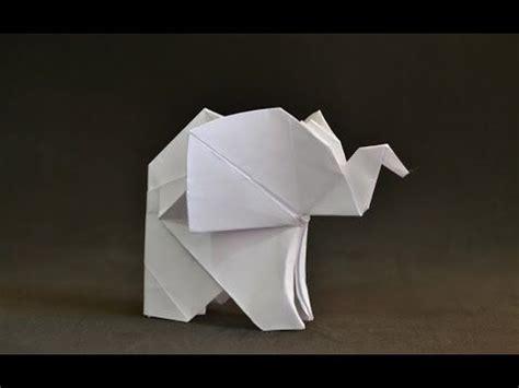 Baby Elephant Origami - 25 melhores ideias sobre elefante de origami no