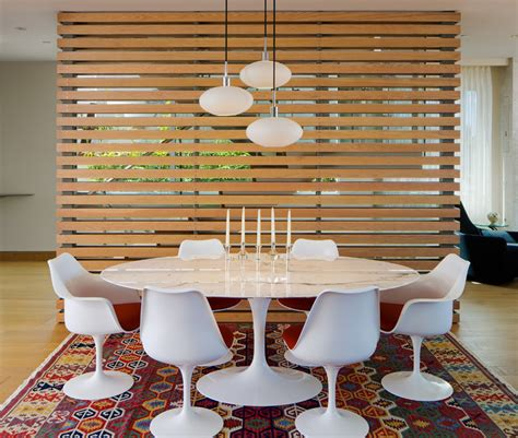 Wood Slat Room Iders To Add Warmth To Your Home