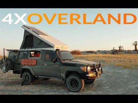 landcruiser troopy camper extraordinary part 1 | autos post