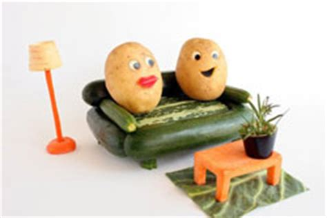 couch potato extension funky lunch news
