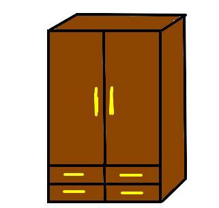 armário desenho de andarilho gartic